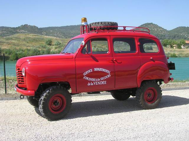 Renault Colorale Prairie 4X4