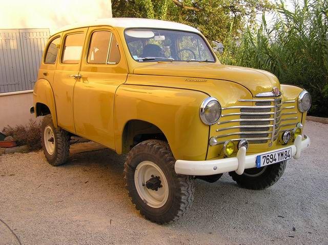 Renault Colorale (Prairie) 4x4