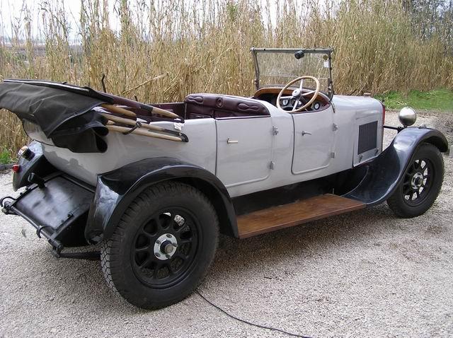 Morris Leon Bollée 1924