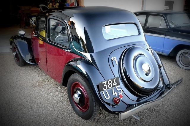 Citroën Traction 7C 1936