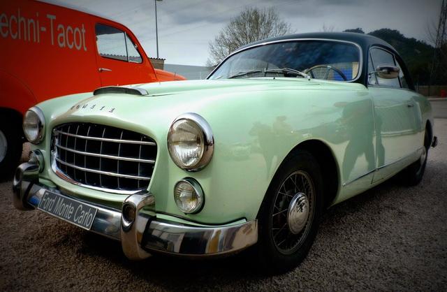 Ford Comète Monte Carlo 1954