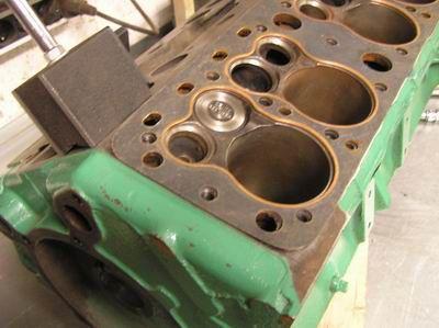 Moteur V8 Simca Aquillon (optimisation moteur)
